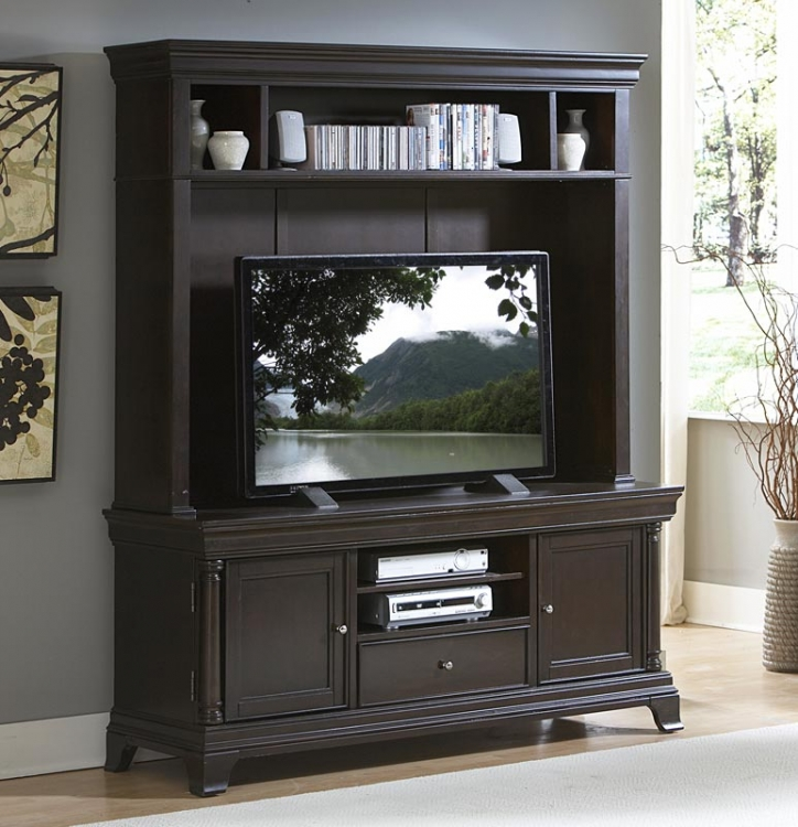 Inglewood TV Entertainment Unit - Homelegance