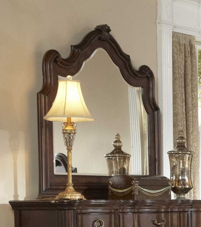 Perry Hall Mirror - Homelegance