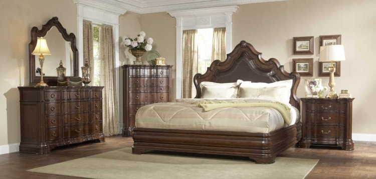 Perry Hall Bedroom Set - Homelegance