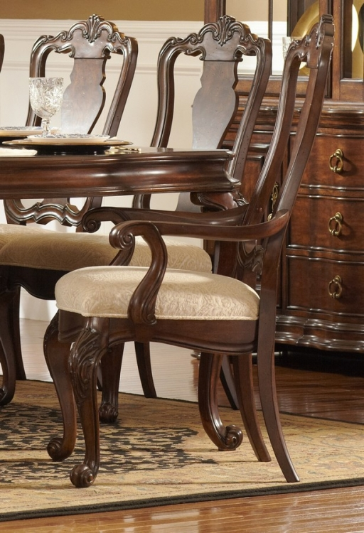 Perry Hall Arm Chair - Homelegance