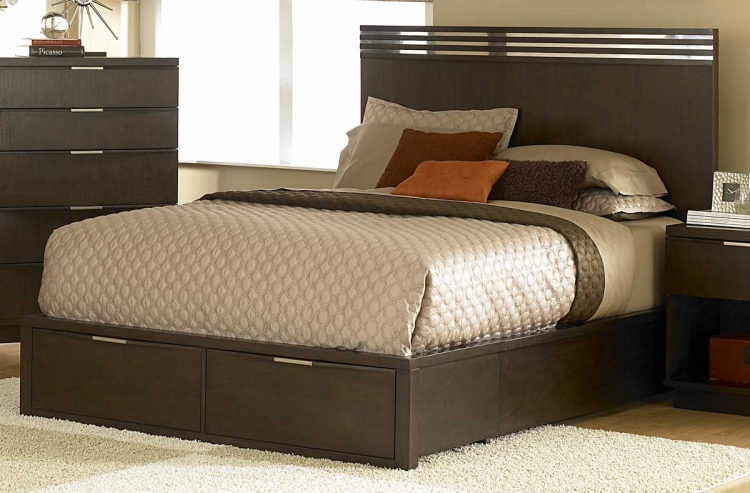 Cologne Platform Bed