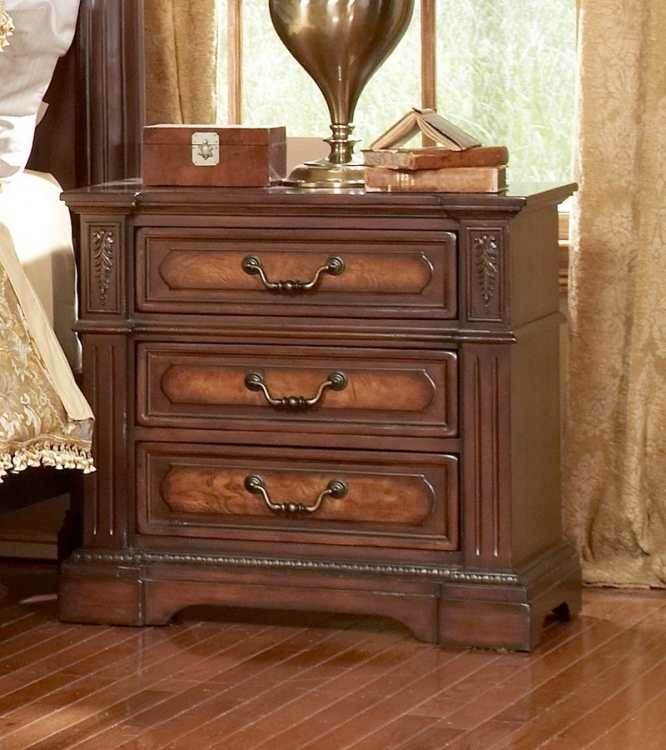 Bermingham Night Stand - Homelegance