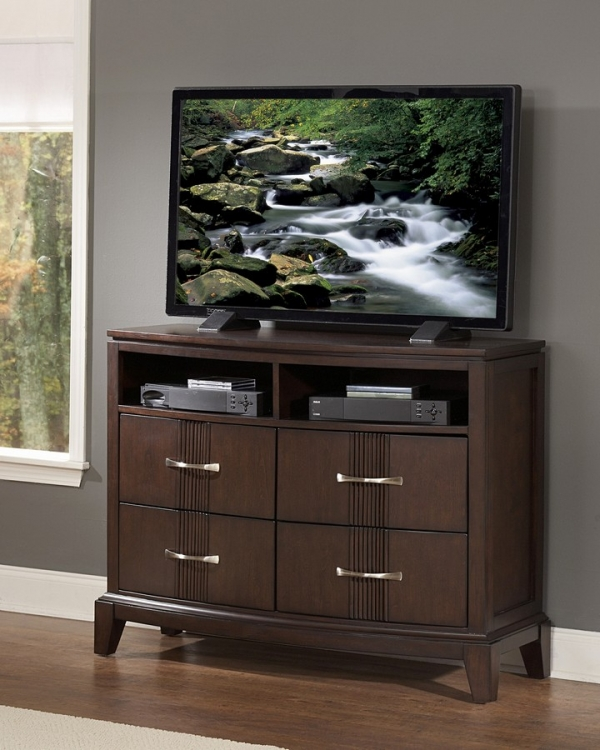 Daytona TV Chest - Homelegance