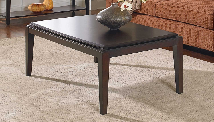 Daytona� Cocktail Table - Dark Espresso - Homelegance