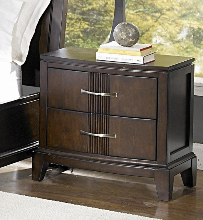 Daytona Night Stand - Homelegance