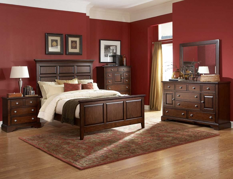 Wilshire Bedroom Set - Homelegance