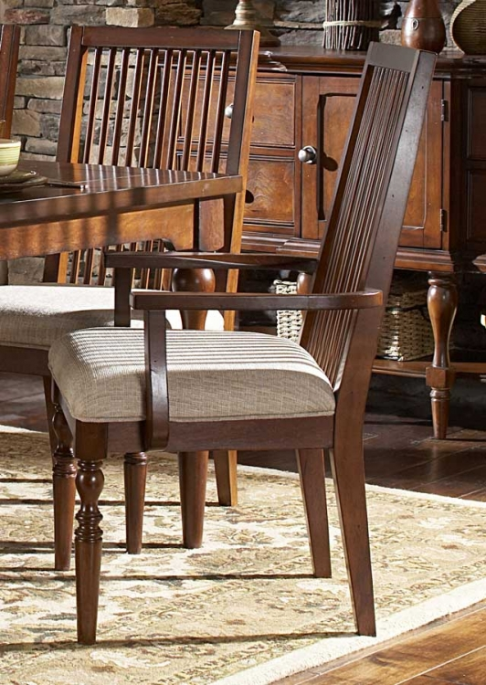 Mission Bend Arm Chair