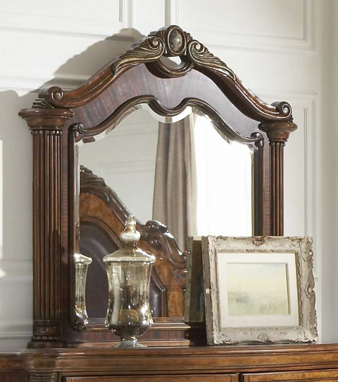 Golden Eagle Mirror - Homelegance