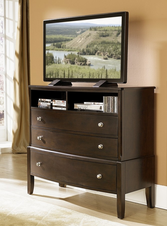 Sedona TV Chest - Homelegance