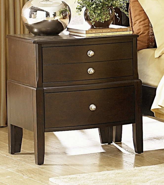 Sedona Night Stand - Homelegance
