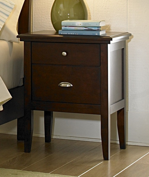Pasadena Night Stand - Homelegance