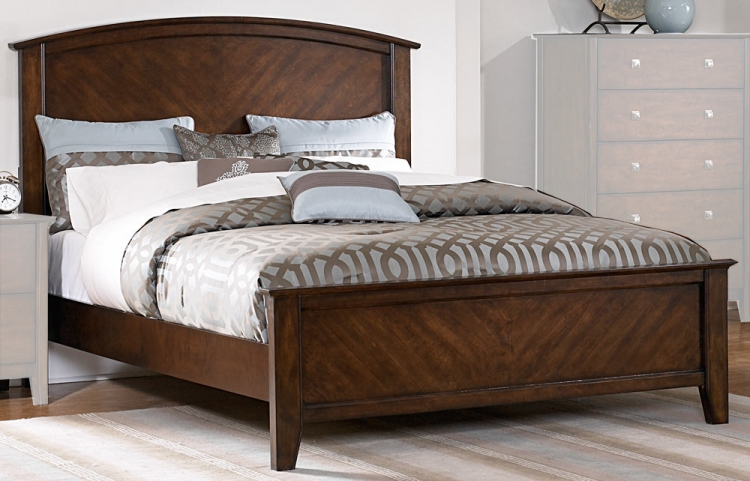 Cody Panel Bed - Homelegance