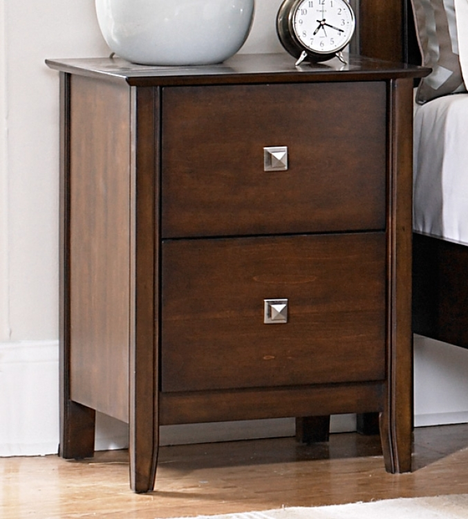 Cody Night Stand - Homelegance