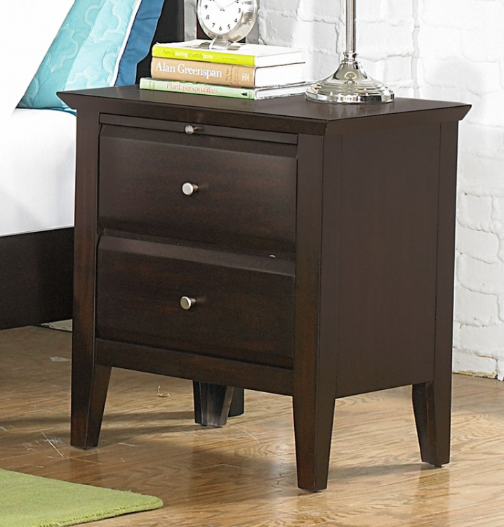 Canton Night Stand - Homelegance