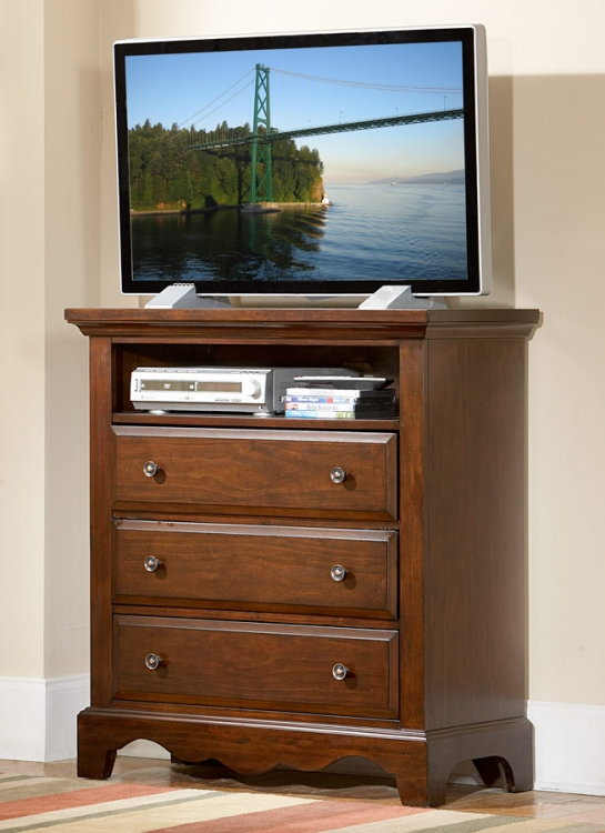Williamsburg TV Chest - Homelegance