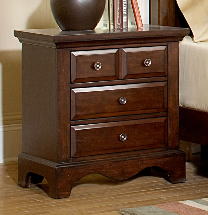 Williamsburg Night Stand - Homelegance
