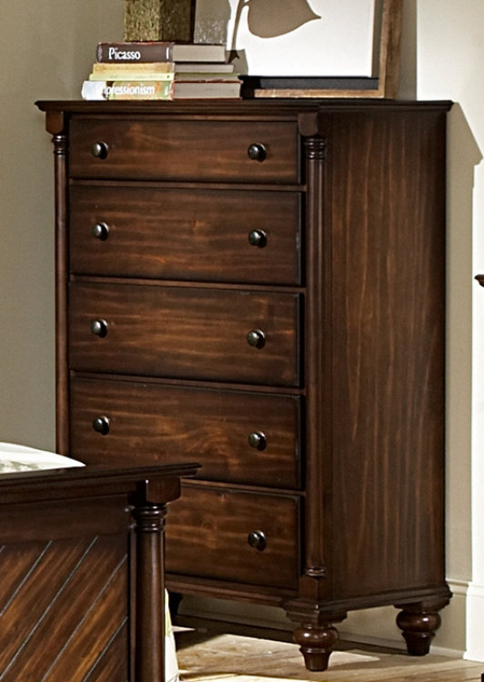 Lily Pond Chest