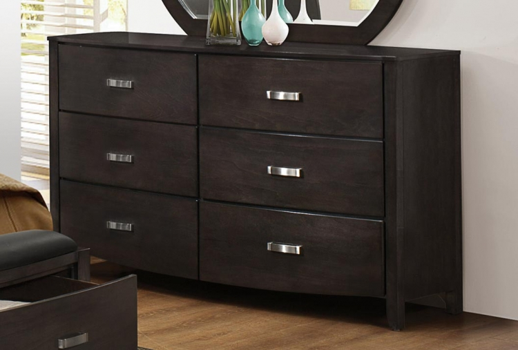 Lyric Dresser - Brownish Grey