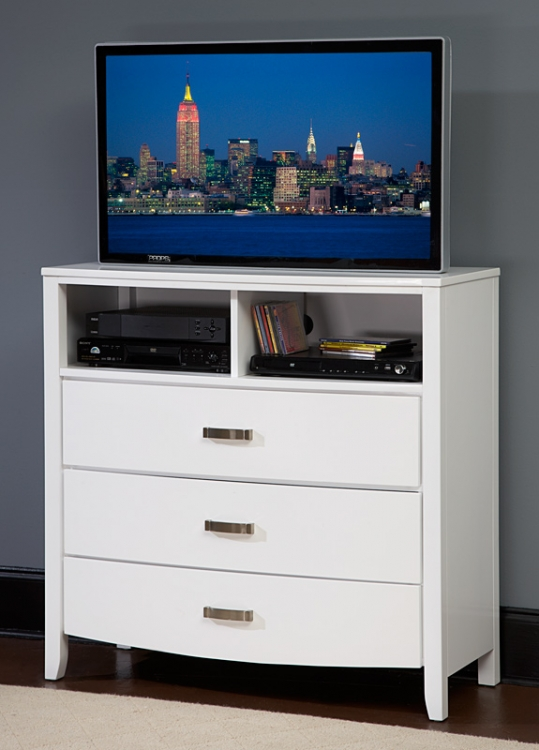 Lyric TV Chest - Homelegance