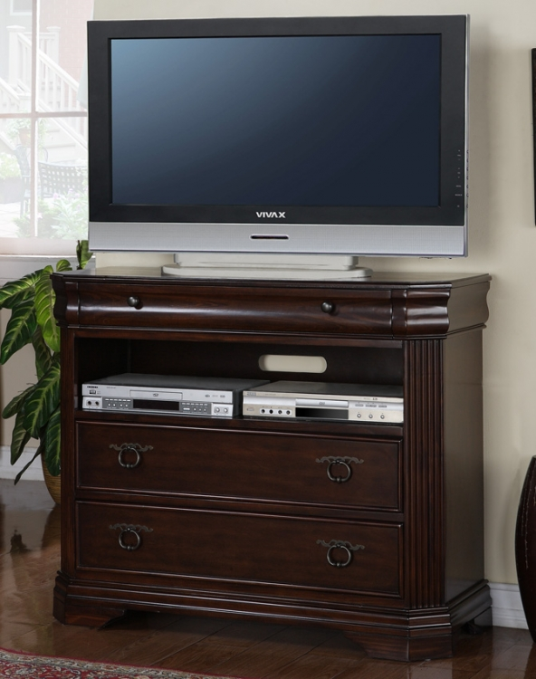 Greenfield TV Chest - Homelegance