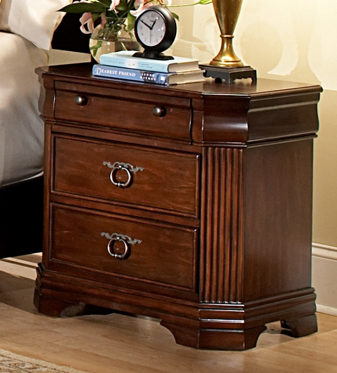 Greenfield Night Stand - Homelegance
