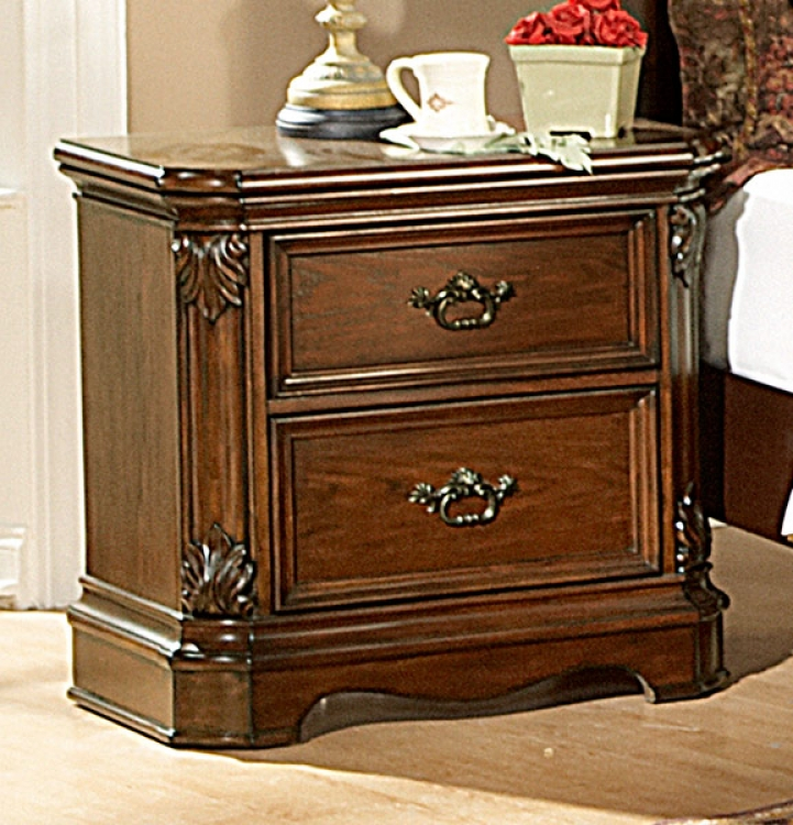 Montrose Night Stand - Homelegance