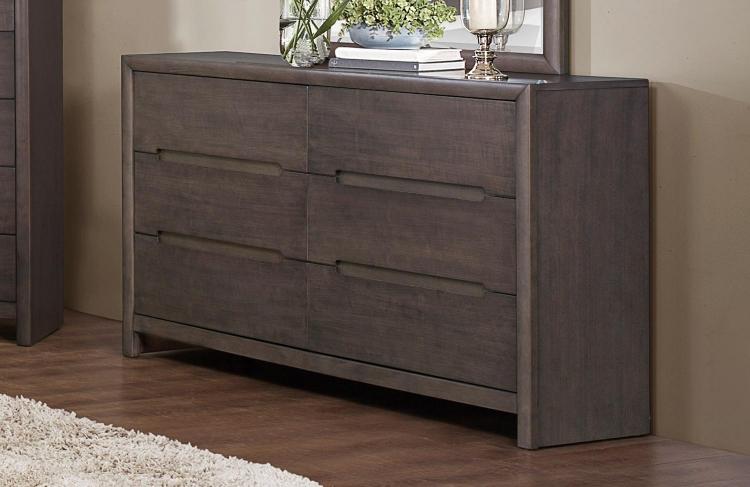 Lavinia Dresser - Weathered Grey