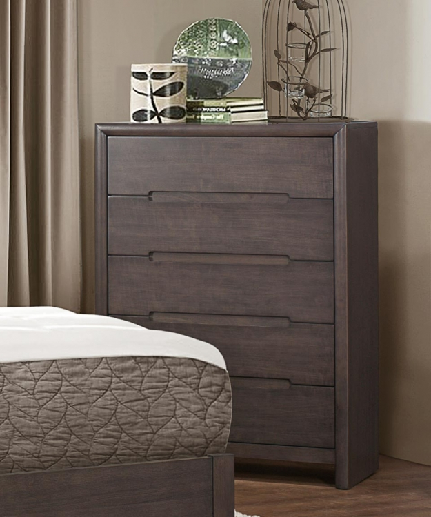 Lavinia Chest - Weathered Grey