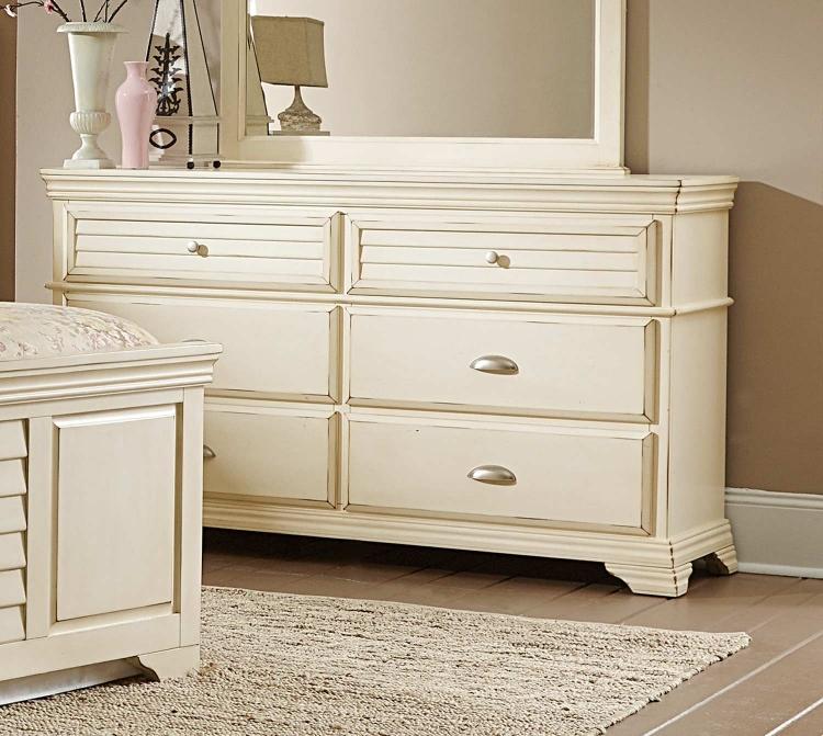 Laurinda Dresser - Antique White