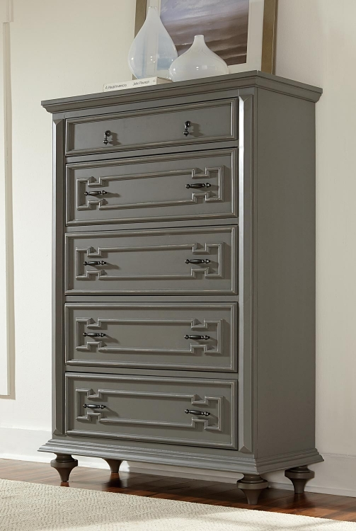 Marceline Chest - Grey
