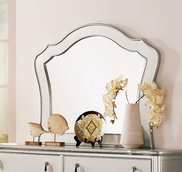 Homelegance Toulouse Mirror - Champagne