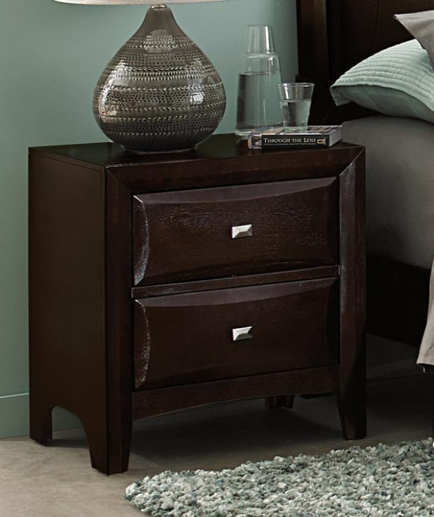 Summerlin Night Stand - Espresso