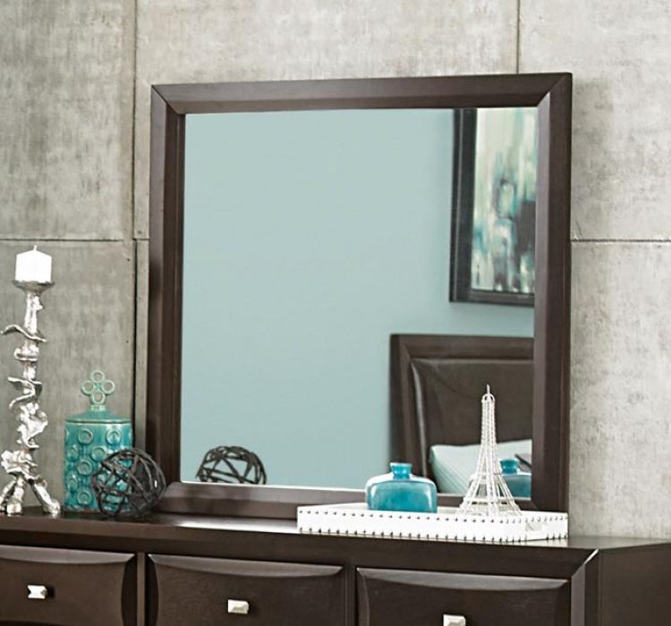 Homelegance Summerlin Mirror - Espresso