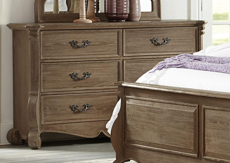 Chrysanthe Dresser - Oak