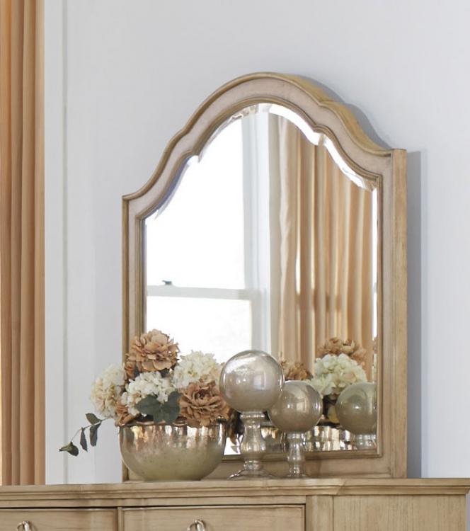 Homelegance Ashden Mirror - Driftwood