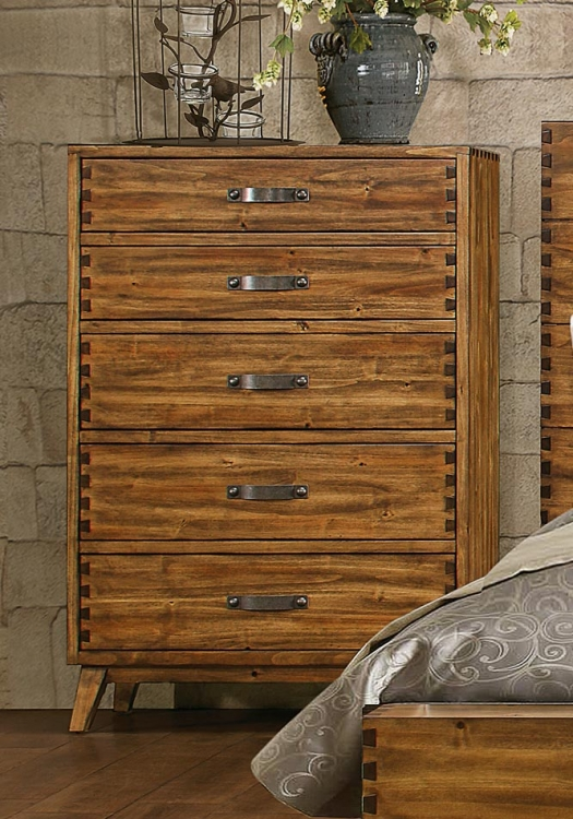 Sorrel Chest - Rustic