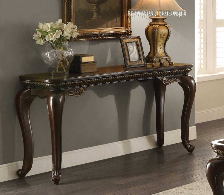 Bonaventure Sofa Table - Cherry
