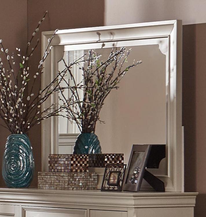 Homelegance Odette Mirror - Champagne
