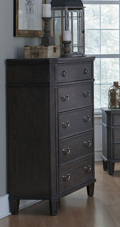 Lindley Chest - Dusty Gray