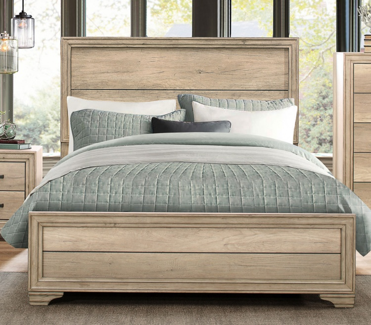 Lonan Bed - Weathered