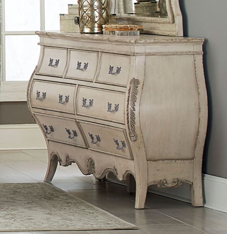 Elsmere Dresser - Antique Gray