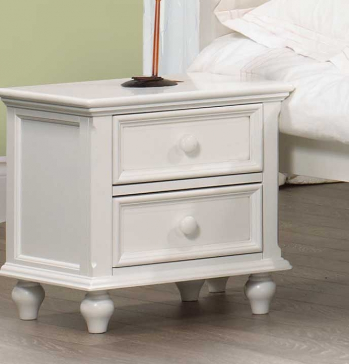 Whimsy Night Stand - Interchangable Panels