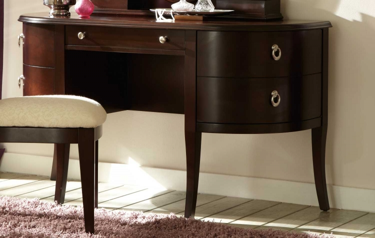 Lund Vanity - Rich Cherry - Homelegance