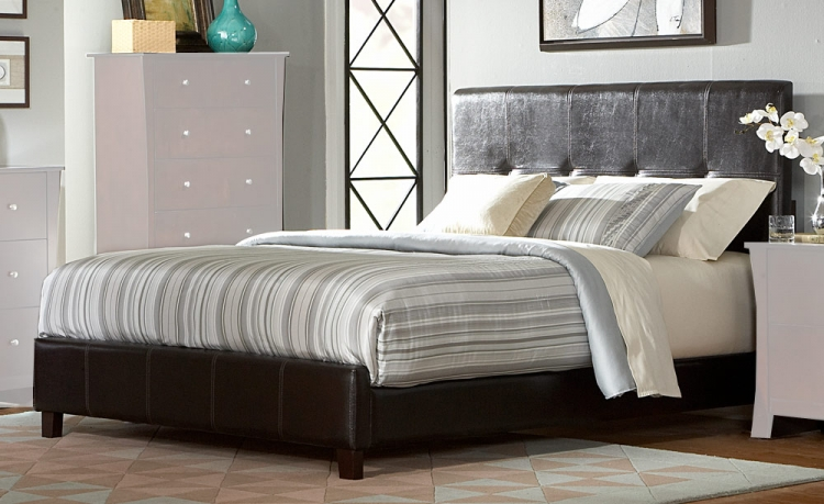 Crowley Bed - Homelegance