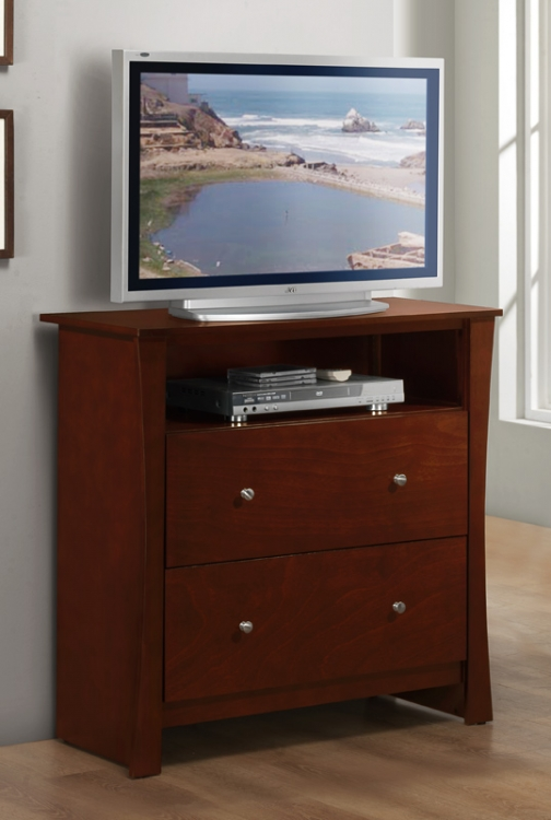 Crowley TV Chest - Homelegance