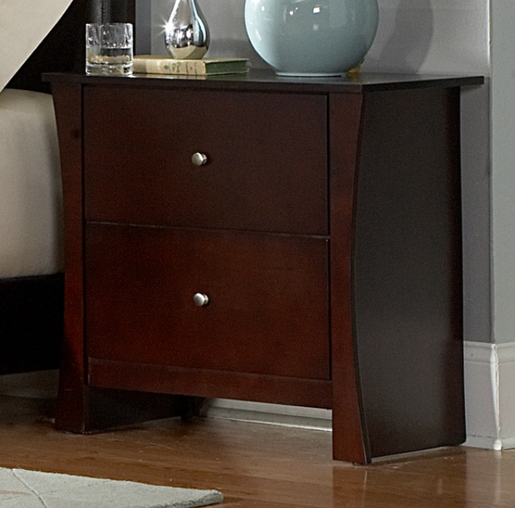 Crowley Night Stand - Homelegance