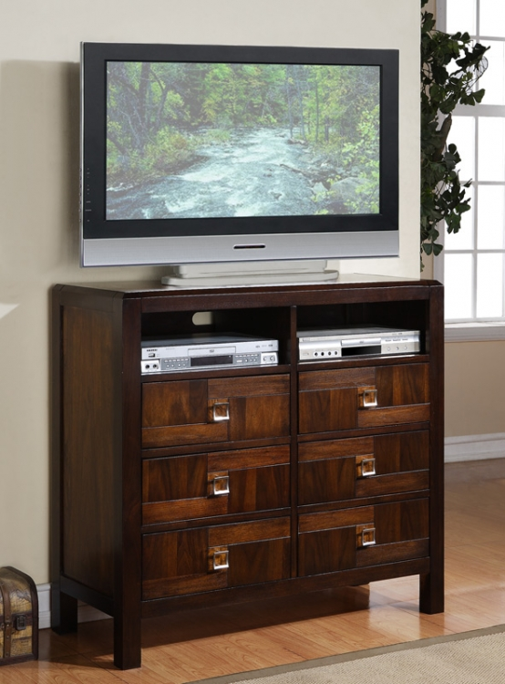 Brumley TV Chest - Homelegance
