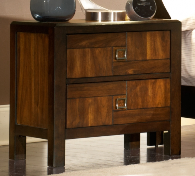 Brumley Night Stand - Homelegance