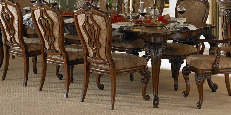 Cromwell Leg Dining Table - Homelegance