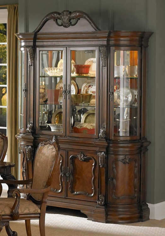 Cromwell China Cabinet - Homelegance